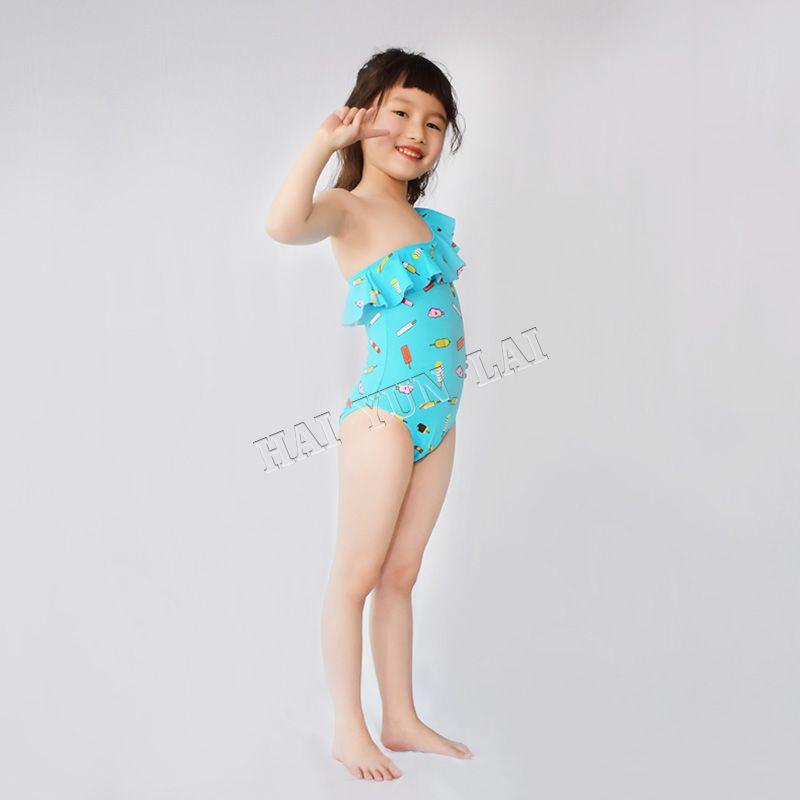 One Piece Girl's Swimwear